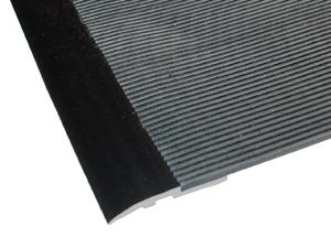 Резиновый коврик с обрамлением